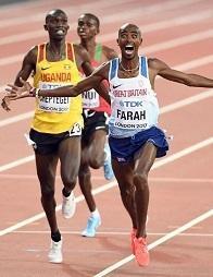 超人モハメド・ファラーの底力_世界陸上2017@ロンドン男子10000m - Would-be ちょい不良親父の世迷言