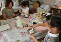1Day 親子アロマ講座 ~バスボム作り~ - 花とaromaとうさぎとかのん