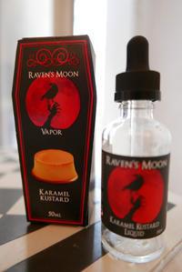 ~ RAVEN'S MOON  KARAMEL KUSTARD ~ 幻シリ~ズ 3 ☆ ワ~ルド オブ E ジュ~ス No . 4 ~ @ キミはもうタバコをヤメタのかい @ 河内 ' 17 夏終頃 - イナカでロックンジュエリー@ベトナムドウカシラ