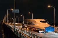(( へ(へ゜ω゜)へ < N700A-G36編成陸送 - 鉄道ばっかのブログ