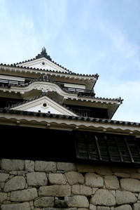 愛媛県 松山市 松山城   1日目 - KuriSalo 天然酵母ちいさなパン教室と日々の暮らしの事
