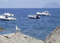 サリーナ島2. 究極のグラニータとリコッタマウンテンを食べずしてこの島を去るべからず! - 風の記憶 Villa Il-Vento 2