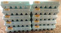 底値激安!卵Mサイズ(@$0.59)10ダース購入!消費方法その1 - じゃポルスカ楽描帳