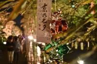 ほっと一息。京の七夕 堀川会場 京都 - marutake-ebisu 京都一景
