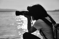 あなたもフォトグラファー きょうは海で撮影実習だ! - Webおじさん【ひ撮り歩記】WEB DESIGN CAMERA SCHOOL - ATELIER GECK