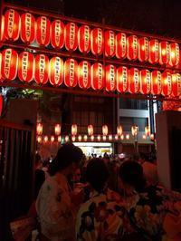 神楽坂祭り - ゲストハウス東京かぐらざか