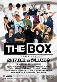 THE BOX   (2k17.8.11 @LUZ69) - 裏LUZ