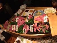 じゅう兵衛@五反田 で肉祭り♪  - mayumin blog 2