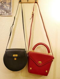 Leather Shoulder bags - carboots