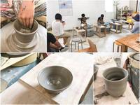 本日の陶芸教室 Vol.734 - 陶工房スタジオ ル・ポット