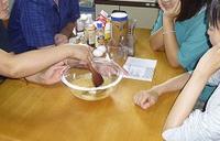 夏休み英語でクッキング2ピーナツバタークッキー - ARIZONA ROOM 別館