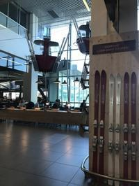 リヨン・サンテグジュペリ空港( L'aéroport de Lyon-Saint-Exupéry )について ~2017年2月編~ - おフランスの魅力