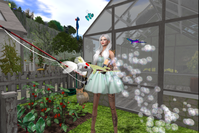 7seas my first Challange! - The Prancing Pony Cafe Diary