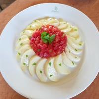 Cafe Dining CRESCENT/クレッセント*今年も桃のメニューを堪能♪ - ぴきょログ~軽井沢でぐーたら生活~