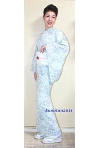 今日の着物コーディネート♪(2017.8.7)~紗着物&紗博多帯編~ - 着物、ときどきチロ美&チャ美。。。お誂えもリサイクルも♪
