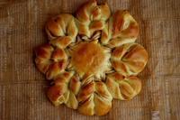 パン教室M's工房★ちょっと変わったちぎりパン - 手作りぱん日記