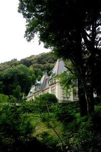 愛媛県 松山市 萬翠荘、坂の上の雲ミュージアム 2日目 - KuriSalo 天然酵母ちいさなパン教室と日々の暮らしの事