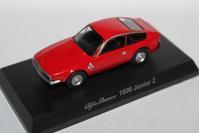 1/64 Kyosho Alfa Romeo 4 1600 Juunior Z - 1/87 SCHUCO & 1/64 KYOSHO ミニカーコレクション byまさーる
