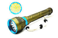 激安高出力LEDダイビングライトを検証する - color code