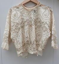 Antique lace blouse - carboots