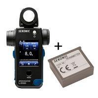 セコニック スピードマスター L-858D & トランスミッターバンドルキット新発売 - 撮影機材のテイク公式ブログ