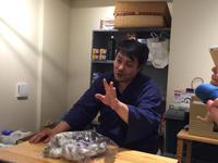 志村宏さん:染めワークショップ - 人生は万華鏡
