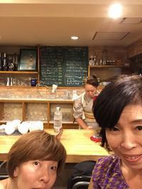 【浴衣と和菓子の夜の会】@バサラ食堂へ行ってきました - ルーシュの花仕事