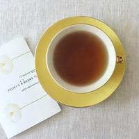 シャクヤク&4豆茶 - the de saison おやつとお茶時間