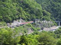 2017.05.20 大井川ダム巡り① - ジムニーとカプチーノ(A4とスカルペル)で旅に出よう