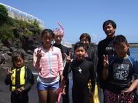 ついに西側クローズ(T.T)東側は凪でした(^_^) - 八丈島ダイビングサービス カナロアへようこそ!