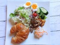 朝食 - はっぴ~かふぇ