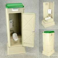 Mabell Original Miniature Model Series 1/12 仮設トイレ - フィギュアとは至福のいたり (偽  萌)