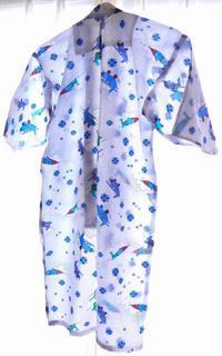飛行機柄の子供浴衣 - himedaria*