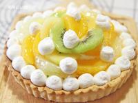 フルーツクリームパイ - 美味しい贈り物