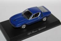 1/64 Kyosho Alfa Romeo 4 Montreal - 1/87 SCHUCO & 1/64 KYOSHO ミニカーコレクション byまさーる
