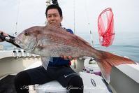 2017,08/09 鯛ラバ+スローJ - 鯛ラバ遊漁船  Miyazaki Offshore Boat Game Marine Frog