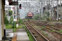 藤田八束の鉄道写真@鉄道写真と線路の美しさ・・・石油を運ぶ貨物列車金太郎 - 藤田八束の日記
