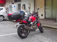 8/10 上関ツーリング(阿多田交流館) - Dameba ~motorcycleでいろいろなところに出かけるブログ~