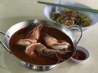 今日食べたホーカーめし♪ シンガポール満喫中 - よく飲むオバチャン☆本日のメニュー