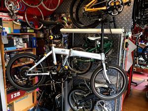 DAHON:Horize(ホライズ)フロントダブル20速仕様です! - カルマックス タジマ -自転車屋さんの スタッフ ブログ