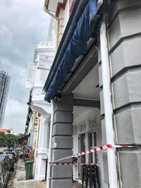 サルタンモスク近くのアートなカフェ@Maizon Ikkoku - 日日是好日 in Singapore