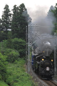 祝 営業運転開始 - 2017年・東武鬼怒川線 - - ねこの撮った汽車
