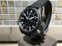 IWC パイロット トップガンクロノグラフ - 熊本 時計の大橋 オフィシャルブログ