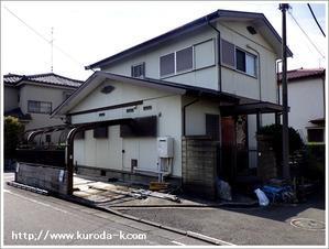 外部塗装改修工事が完了しました!八王子市M様邸 - 黒田工務店日記