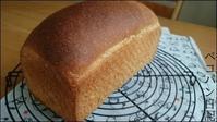 全粒粉30%食パン。 - ペコパン日記