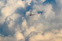 空は8月 - おやじくん乗り物写真