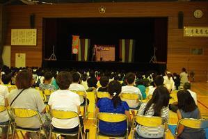 人形劇「ばけものづかい」公演 - 戸板児童館ブログ