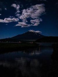 2017.8.9パール富士(山中湖平野湖畔) - ダイヤモンド△△追っかけ記録