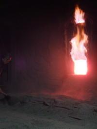 盆前窯出し - 日向の国の備長炭 奥井製炭所