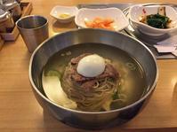 冷麺に夢中なんです♡ - さくらの気持ちとsuper Seoul♪~ソウル旅行と美容LOVE~
